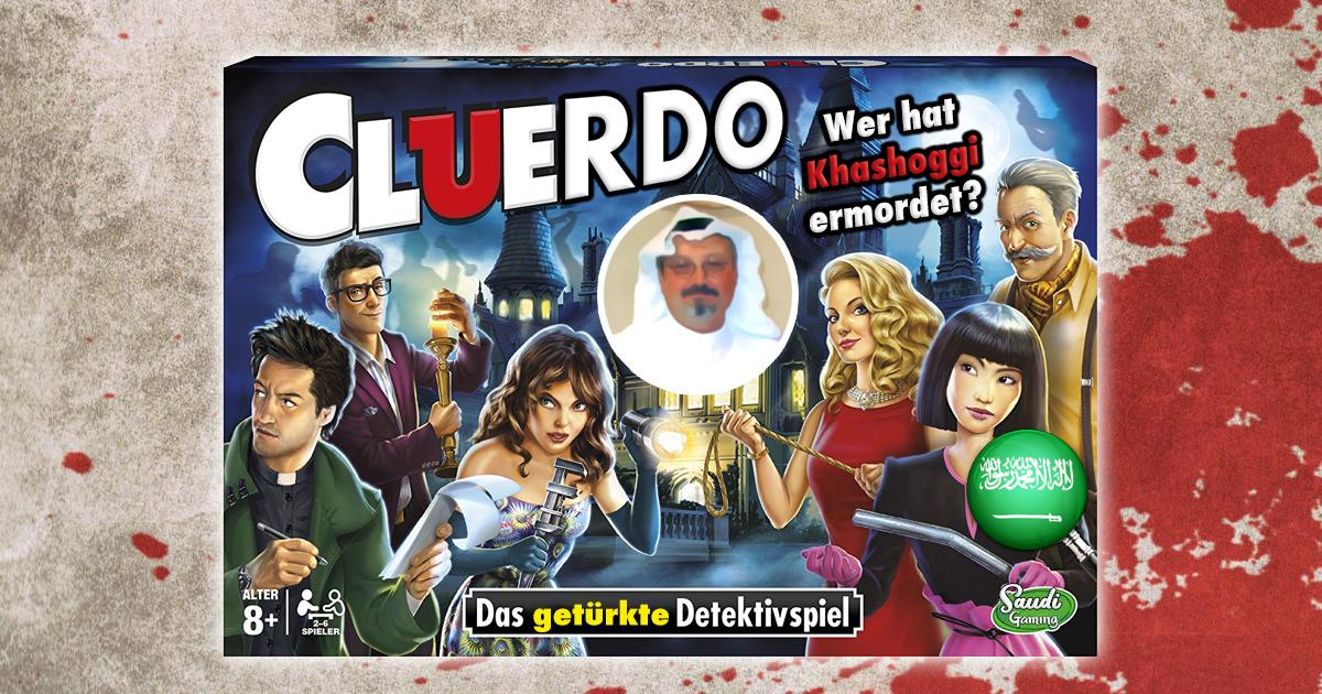 Noktara - Cluerdo - Wer hat Khashoggi ermordet