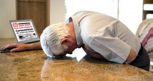 Noktara - Corona-Hysterie- Mann bekommt vor lauter Panikmache einen Herzinfarkt