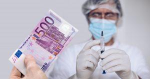 Noktara - Corona-Prämie- Wer sich mit AstraZeneca impfen lässt, bekommt 500 Euro