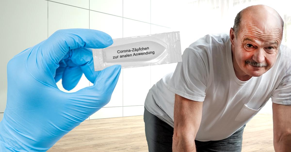 Noktara - Corona-Zäpfchen als Alternative für Impfgegner entwickelt
