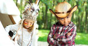 Noktara - Cowboy und Indianer- Grüne wollen rassistisches Kinderspiel verbieten