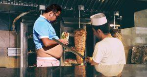 Noktara - Döner-Diät - Fettabnahme durch Drehungen am Dönerspieß