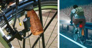 Noktara - Dönermo - Türkischer Fahrradkurier liefert heißen Kebab