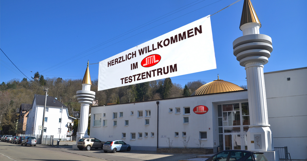 Noktara - DITIB baut Moscheen zu Corona-Testzentren um