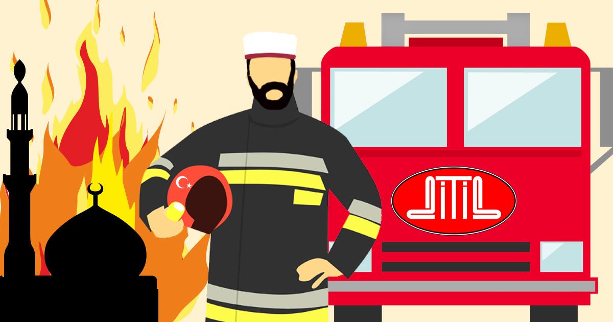 DITIB will Imame zu Feuerwehrmännern ausbilden