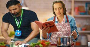 Noktara - Da brat' mir einer 'nen Storch- Attila Hildmann veranstaltet AfD-Kochshow mit Beatrix von Storch