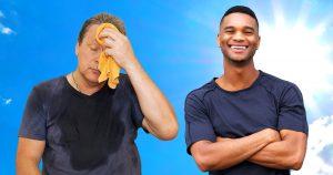 Noktara - Daran gewöhnt- Natürlich macht Schwarzen die Hitze nichts aus