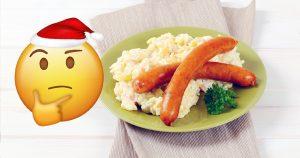Noktara - Darum essen Almans an Heiligabend Kartoffelsalat