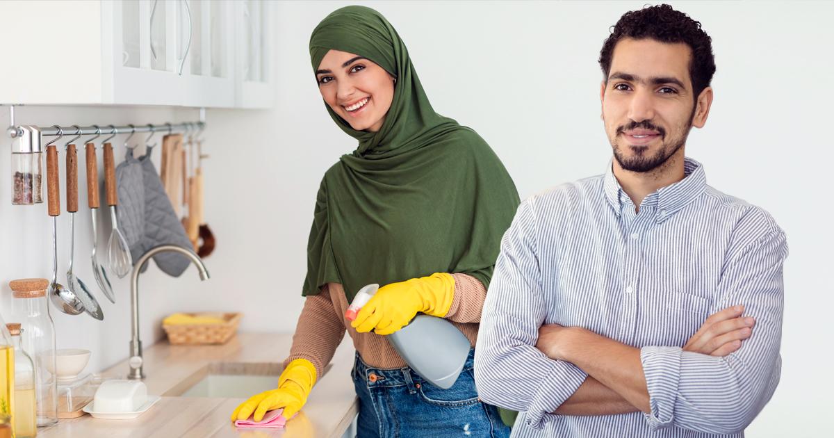 Noktara - Darum solltest du deiner Frau nicht im Haushalt helfen