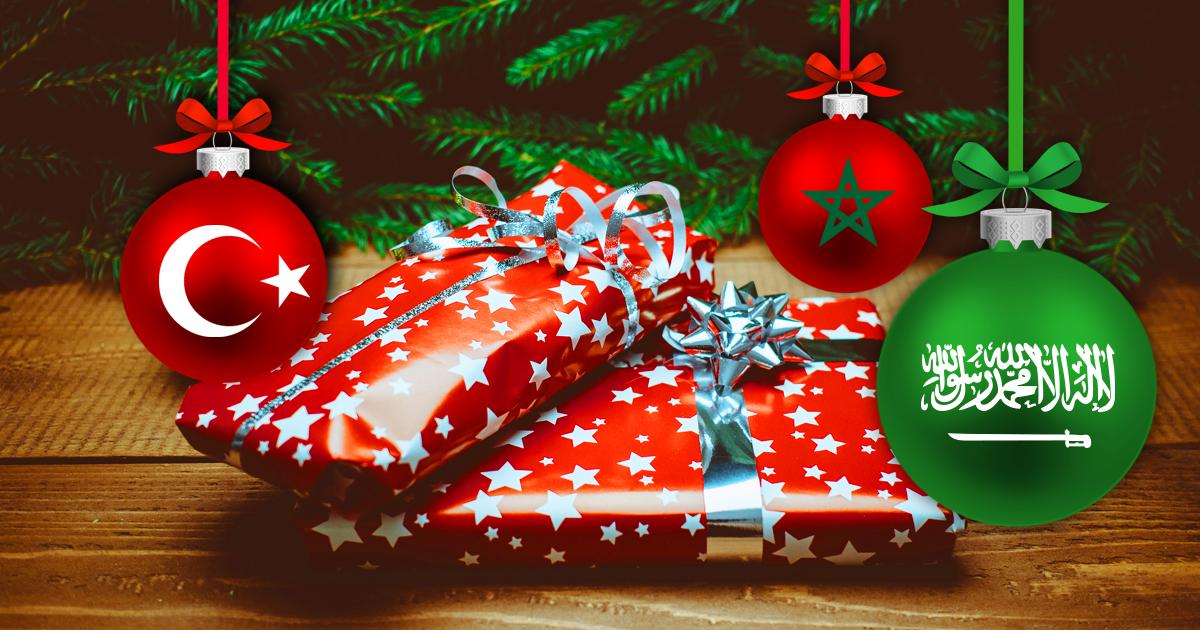 Das große islamische Weihnachtsgewinnspiel!