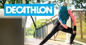 Noktara - Decathlon bringt nach heftiger Kritik Jogging-Niqab