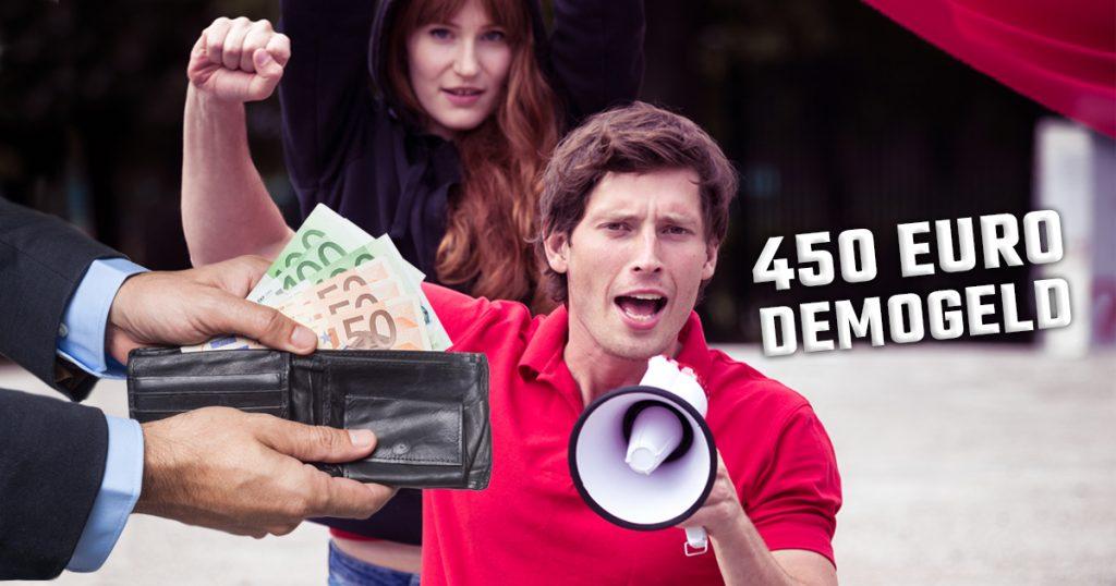 Noktara - Demogeld - Jetzt online beantragen und 450 Euro einsacken