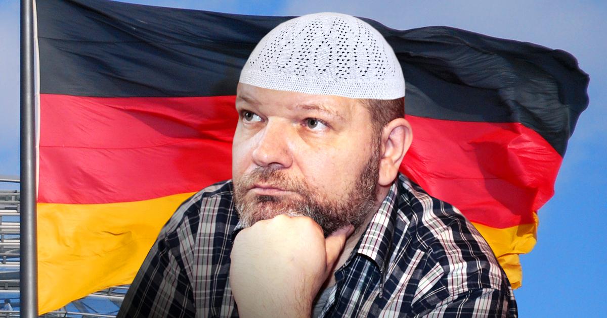 Deutscher Muslim verunsichert, ob er sich distanzieren muss