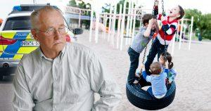 Noktara - Deutscher Rentner ruft die Polizei wegen Kinderlärm