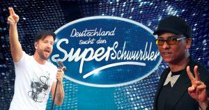 Noktara - Deutschland sucht den Super-Schwurbler- Wendler mit neuer Castingshow