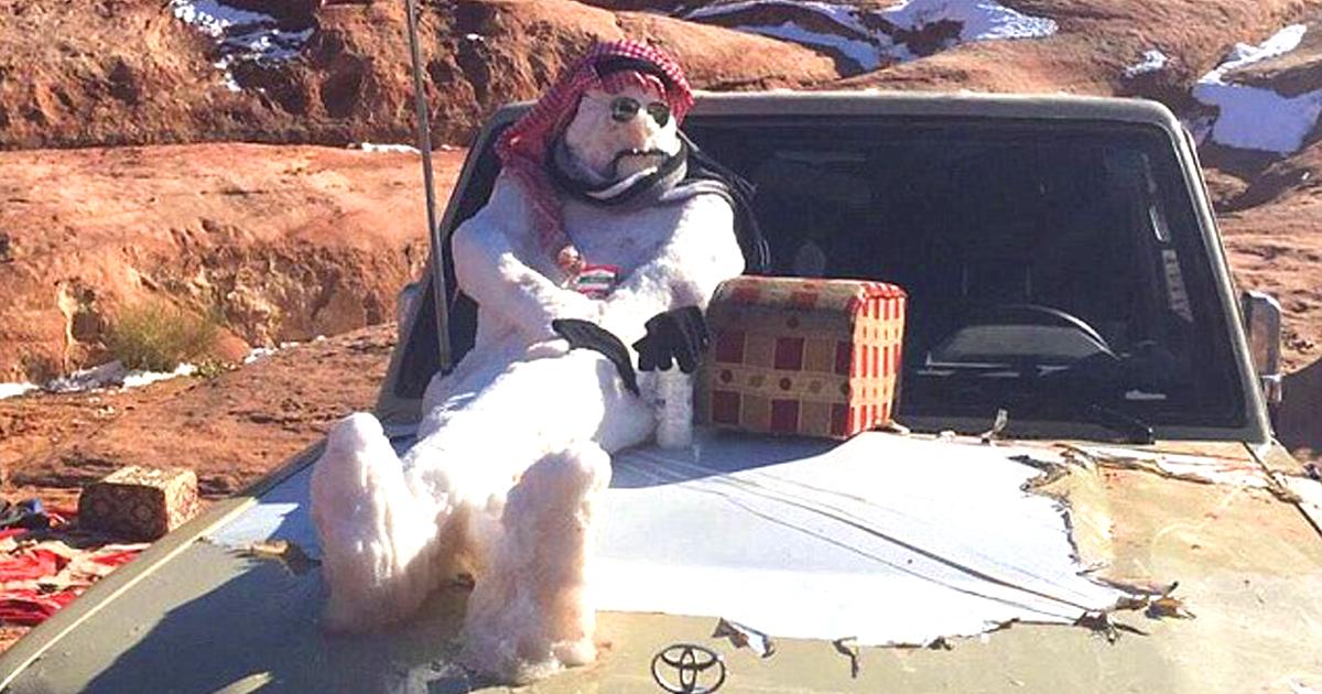 Die 7 besten islamischen Schneemänner - Cool