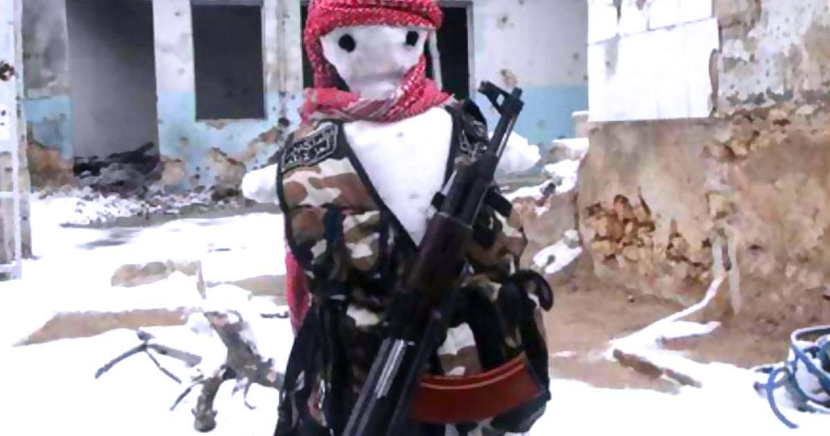 Die 7 besten islamischen Schneemänner - Jihadist