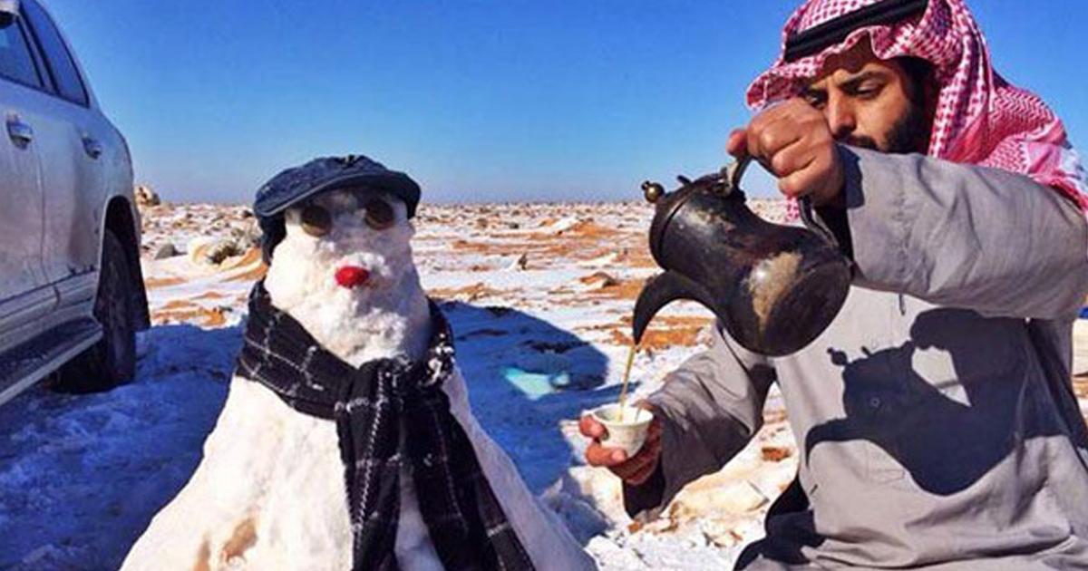 Die 7 besten islamischen Schneemänner - Tee