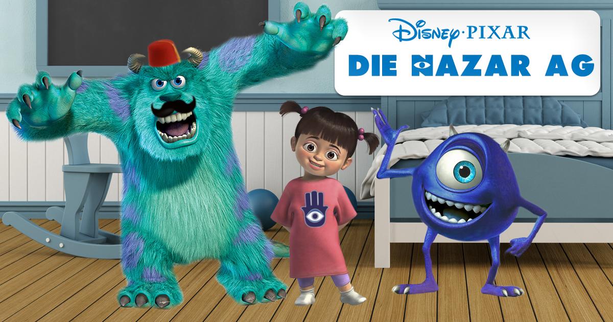 Noktara - Die Nazar AG- Pixar bringt neuen Film mit orientalischem Aberglauben