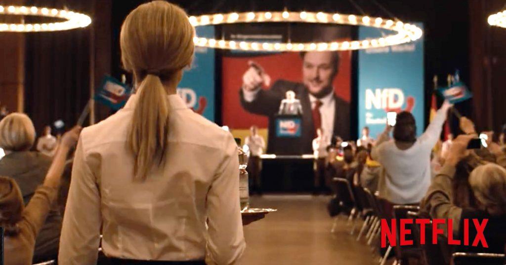 Noktara - Die Welle- AfD fordert Netflix-Boykott wegen Darstellung als Nazi-Partei