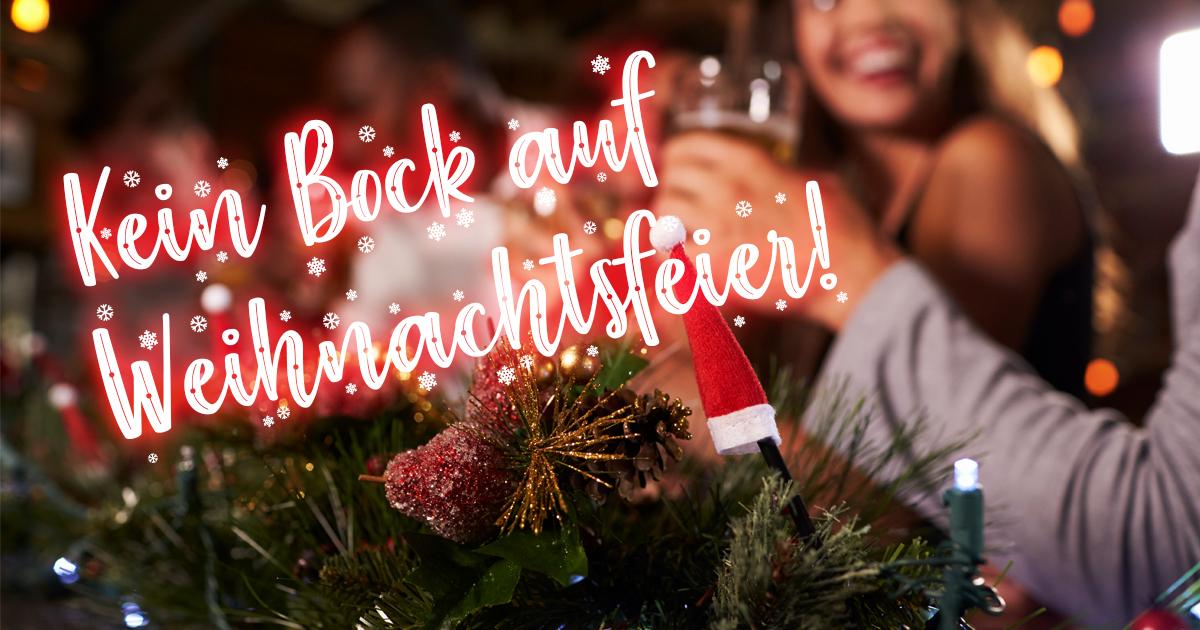 Noktara - Die besten Ausreden, um nicht auf eine Weihnachtsfeier zu gehen
