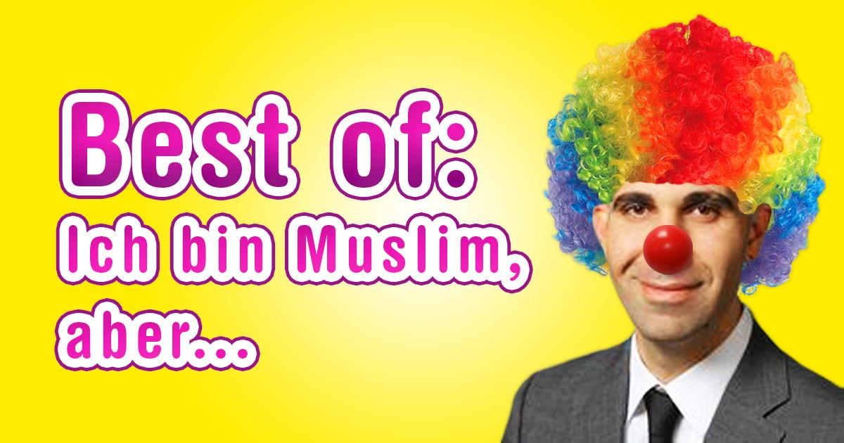 Noktara - Die besten Vergleiche zur Ich-bin-Muslim-Aussage von Ahmad Mansour