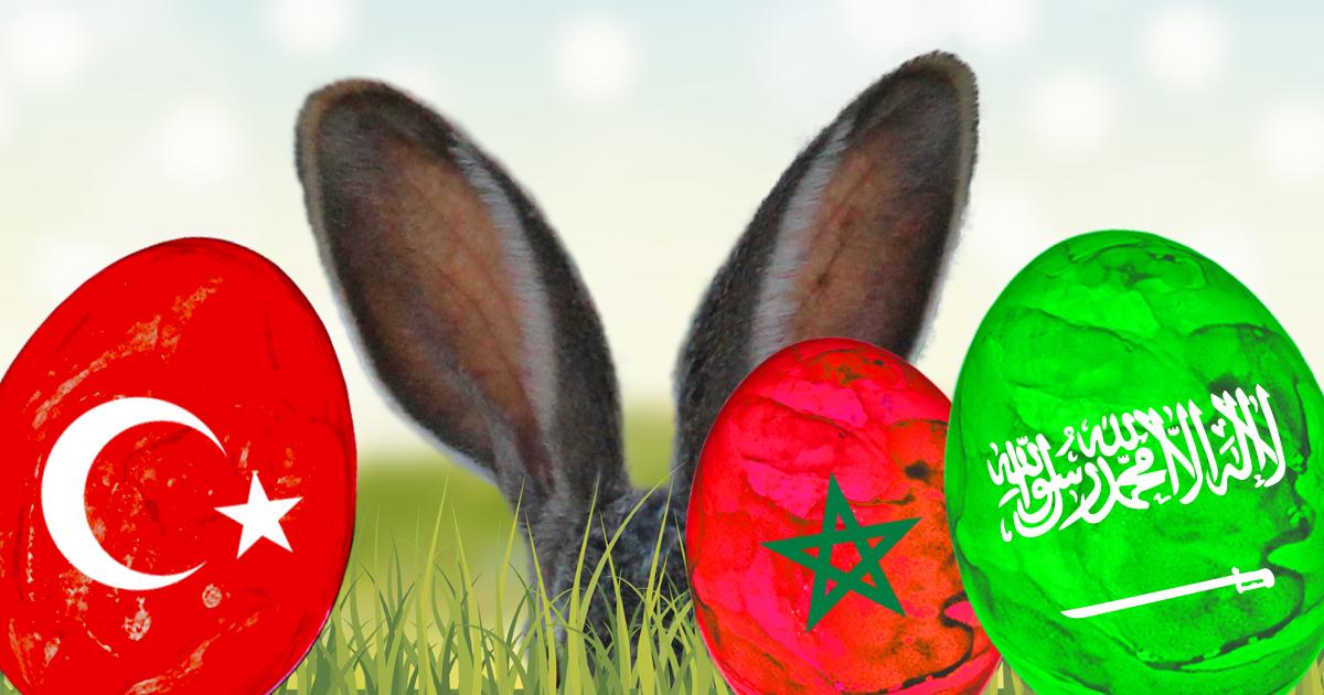 7 Dinge, die das Osterfest islamisieren!