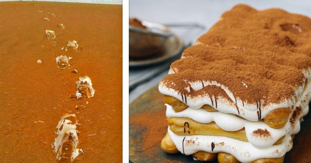 Noktara - Dinge, die man beim Fasten glatt mit Essen verwechseln könnte - Wüste - Tiramisu