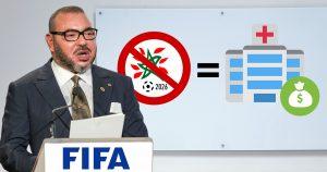 Noktara - Doch keine WM 2026 - Marokko baut statt Stadien anständige Krankenhäuser