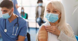 Noktara - Dreifach Geimpfte fordert mehr Rechte als für zweifach Geimpfte