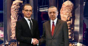 Noktara - Einigung- Bundesregierung liefert weiter Waffen und bekommt dafür gratis Döner