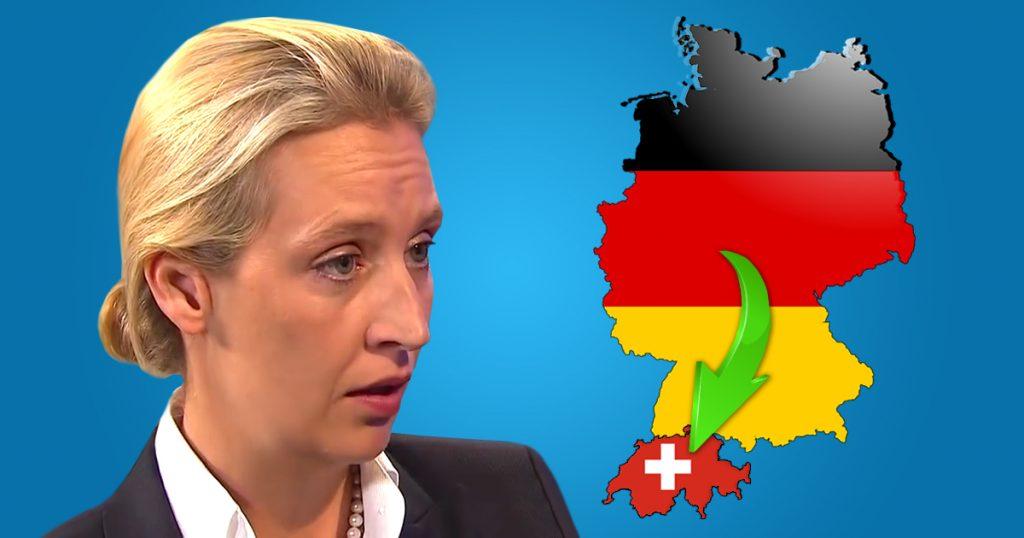Noktara - Endlich passiert was- Deutschland schiebt alle kriminellen Schweizer ab