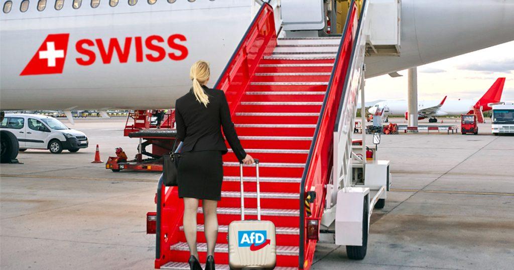 Noktara - Endlich passiert was- Deutschland schiebt alle kriminellen Schweizer ab - Alice Weidel droht Abschiebung