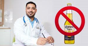 Noktara - Entwarnung - Muslime immun gegen Coronavirus, weil sie kein Bier trinken