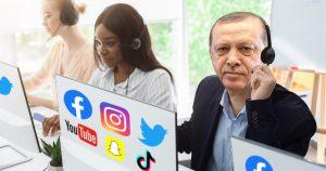 Noktara - Erdogan überprüft ab sofort höchstpersönlich jeden Social Media Post - Sosyal Medya Süpport