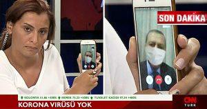 Noktara - Erdogan beruhigt Volk per Facetime - Kein Coronavirus in der Türkei