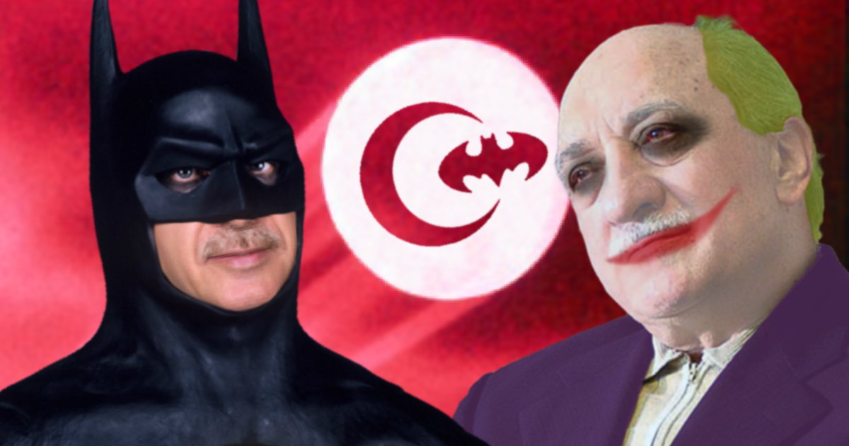 Noktara - Erdogan erklärt Batman zur neuen Hauptstadt der Türkei
