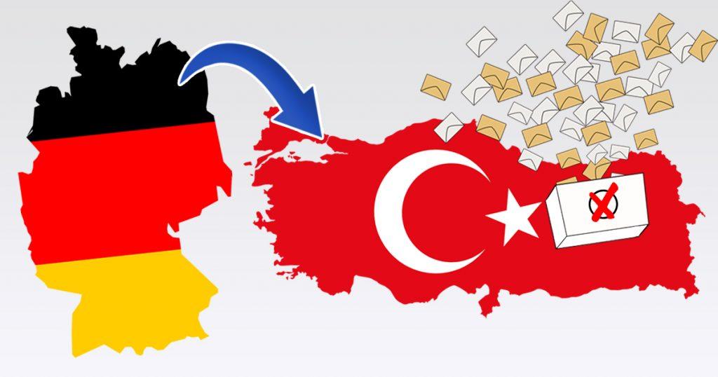 Noktara - Erdogan führt plötzlich Kommunalwahlrecht für Deutsch-Türken ein