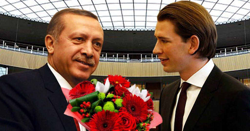 Noktara - Erdogan gratuliert Sebastian Kurz zu baldigen Neuwahlen