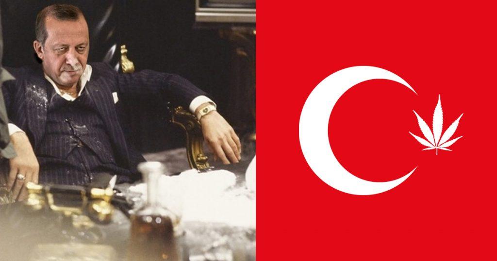 Noktara - Erdogan will Drogen legalisieren, um die türkische Wirtschaft zu retten