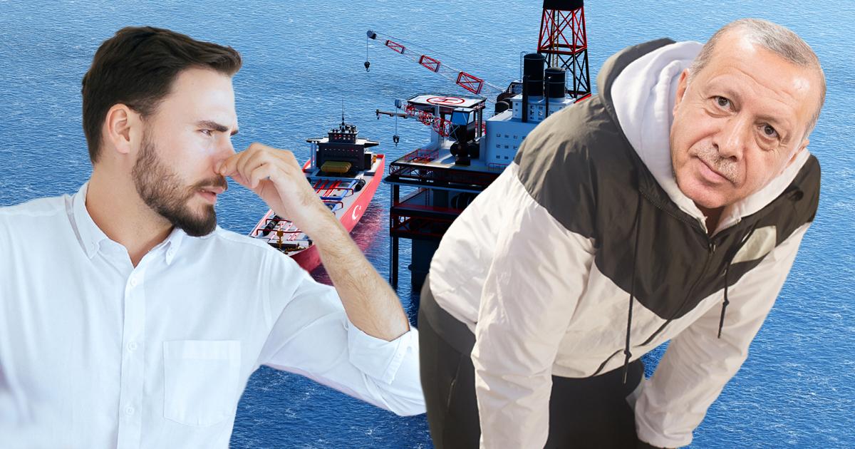 Noktara - Erdogas- Türkische Regierung entdeckt riesiges Gasvorkommen