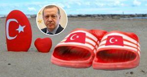 Noktara - Erdoletten- Dieser Schuhtrend ist ein Muss für stolze Türken - Türkische Adilette