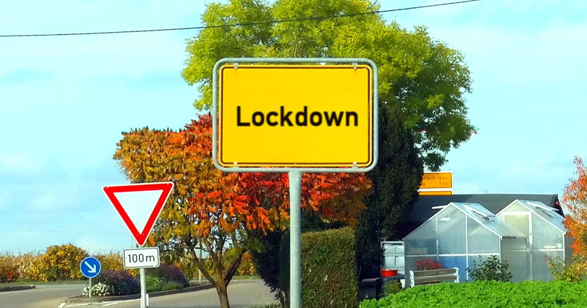 Noktara - Erste Corona-Modellstadt mit waschechten Lockdown gestartet