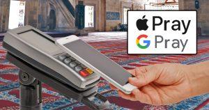 Noktara - Erste Moschee akzeptiert Spenden über Apple Pay und Google Pay - Apple Pray - Google Pray