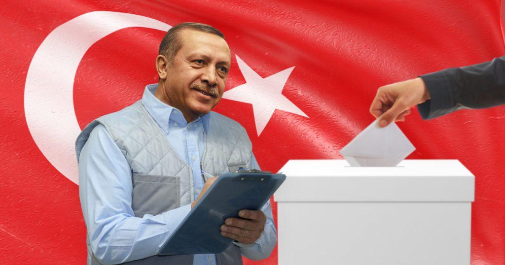 Noktara - Es bleibt spannend - Erdogan will persönlich alle Stimmzettel überprüfen
