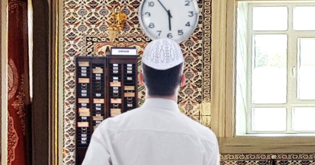 Noktara - EuGH- Moscheen müssen Gebetszeiten ihrer Imame erfassen