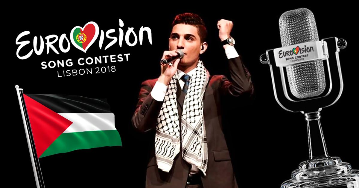 """Eurovision Song Contest: Palästina gewinnt mit """"I'm still alive"""""""