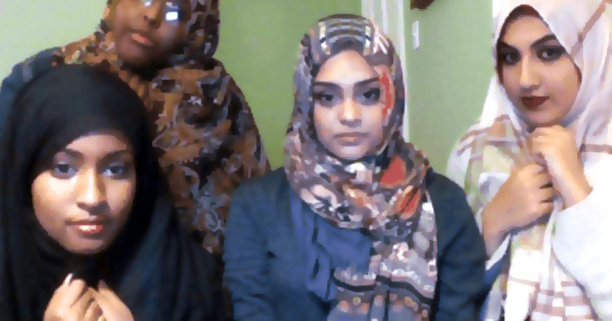 Noktara - Exklusives Video - Diese 4 Muslimas legen ihre Kopftücher ab!