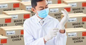 Noktara - Exportschlager- Rekordbestellungen von chinesischen Atemschutzmasken