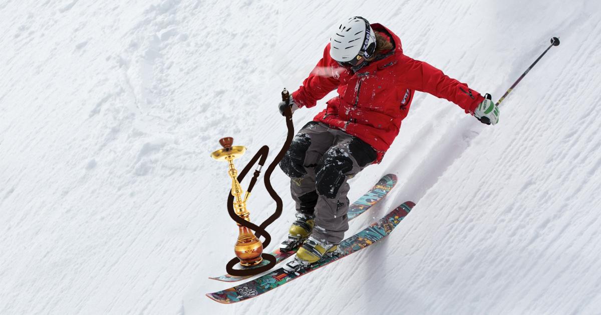 Après-Ski: Shisha-Raucher im Schnee verunglückt